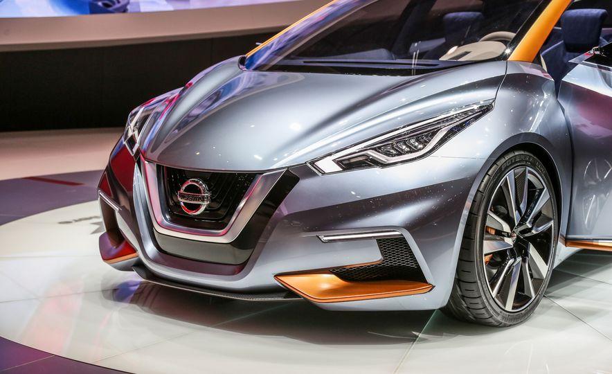 Nissan Sway concept - Slide 18