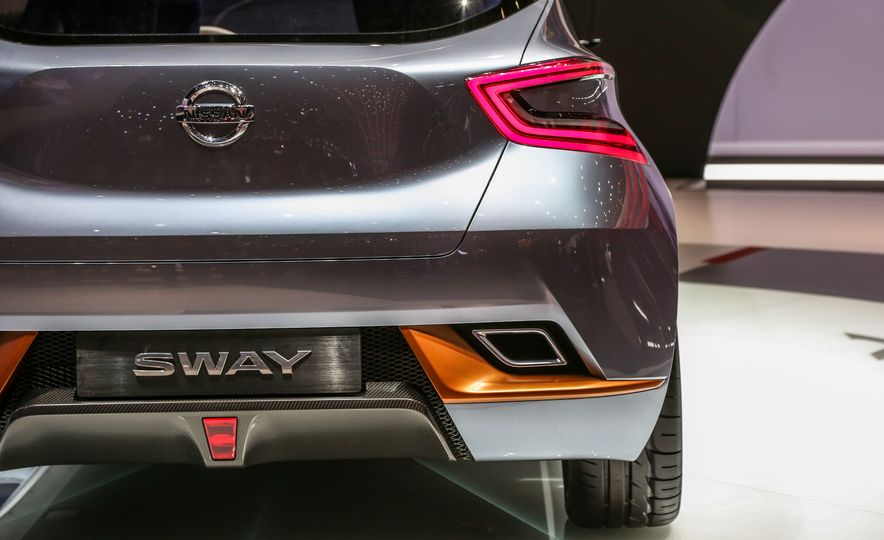 Nissan Sway concept - Slide 22