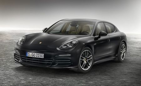 "Not Special, Just ""Edition"": Meet the Newest Porsche Panamera"