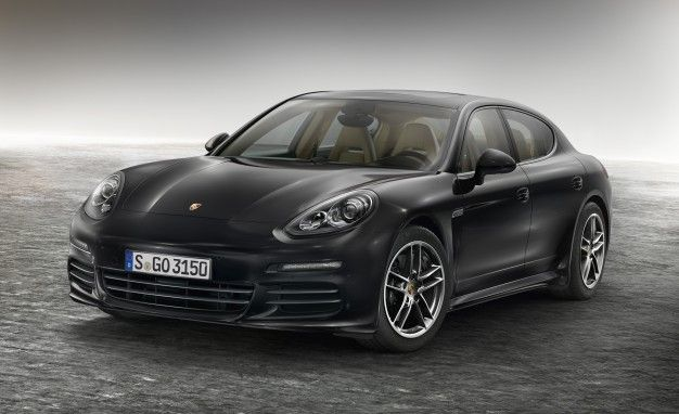 """Not Special, Just """"Edition"""": Meet the Newest Porsche Panamera"""
