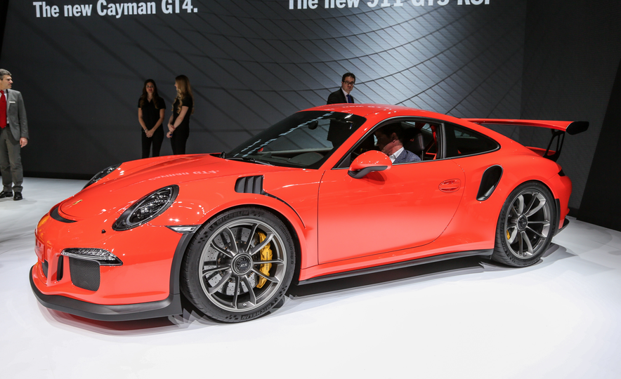 Everything You Need to See from Day One of the 2015 Geneva Auto Show - Slide 11