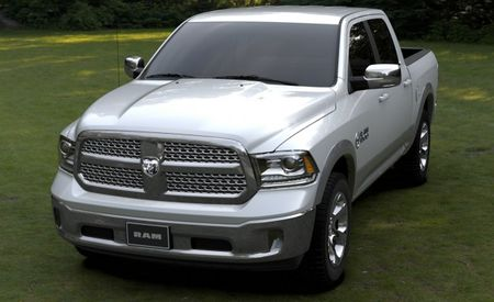Ram Texas Ranger Concept Debuts at Dallas Auto Show, Because Texas