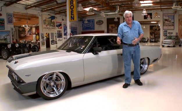 Watch: Jay Leno—Yes, Him Again—Drives the Amazing, 980-hp Chevelle Recoil