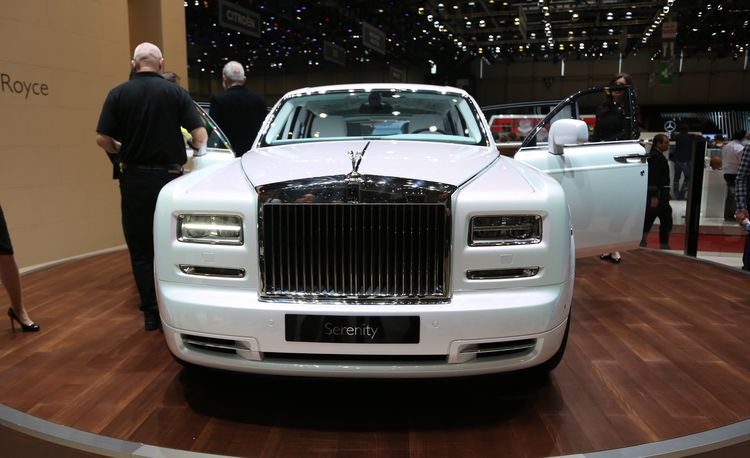 Frank Costanza and the Browncoats: Rolls-Royce Introduces Incredible Phantom Serenity