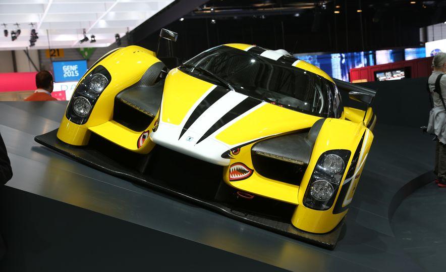 SCG003 race car - Slide 1