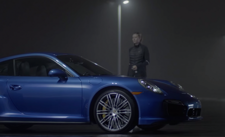 This Maria Sharapova Porsche Commercial Is No Smash
