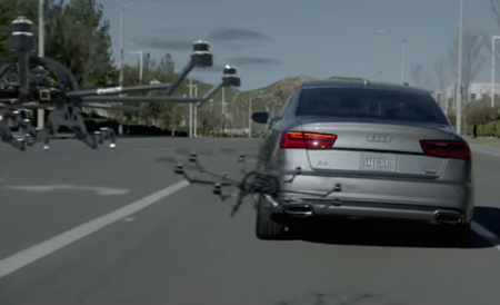 GAH, THE DRONES ARE COMING: New Audi Ads Smartly Position Its Cars as Friendly Tech [Video]