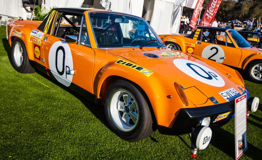 The 12 Cars You Have to See from the 2015 Amelia Island Concours - Slide 2