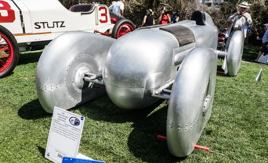 The 12 Cars You Have to See from the 2015 Amelia Island Concours - Slide 14