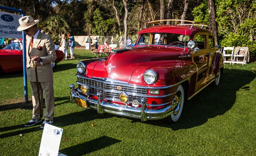 The 12 Cars You Have to See from the 2015 Amelia Island Concours - Slide 16