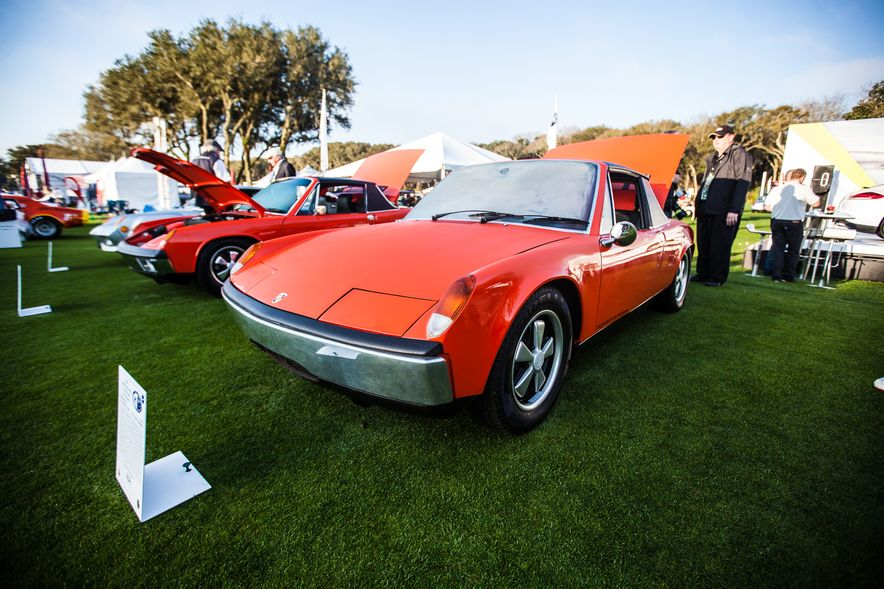 The 12 Cars You Have to See from the 2015 Amelia Island Concours - Slide 21