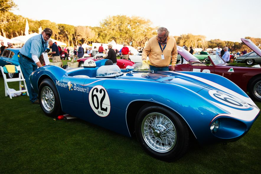 The 12 Cars You Have to See from the 2015 Amelia Island Concours - Slide 4