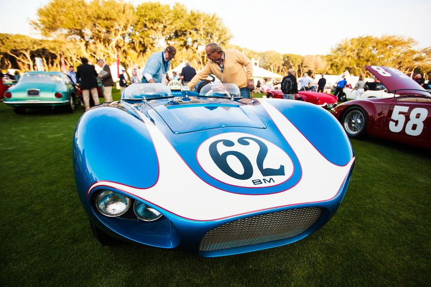 The 12 Cars You Have to See from the 2015 Amelia Island Concours - Slide 5