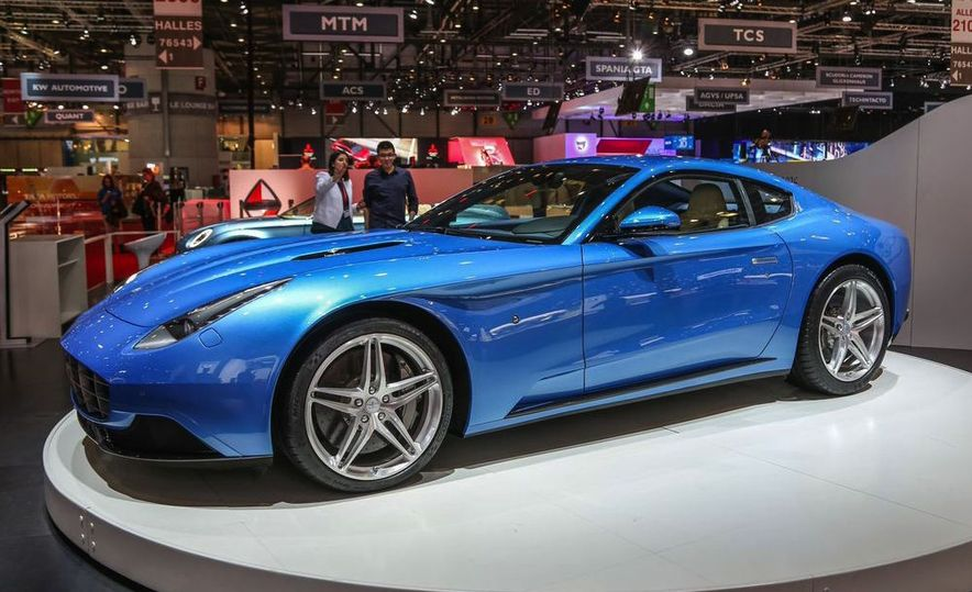 Everything You Need to See from Day One of the 2015 Geneva Auto Show - Slide 4