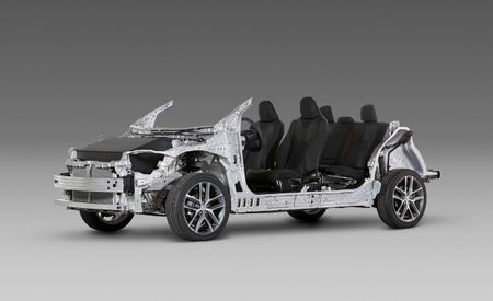 Cowa-TNGA! Toyota's New Modular Platform Reaching Production This Year