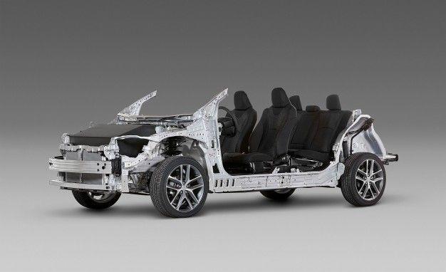 Cowa-TNGA! Toyota's New Modular Platform Reaching Production This Year
