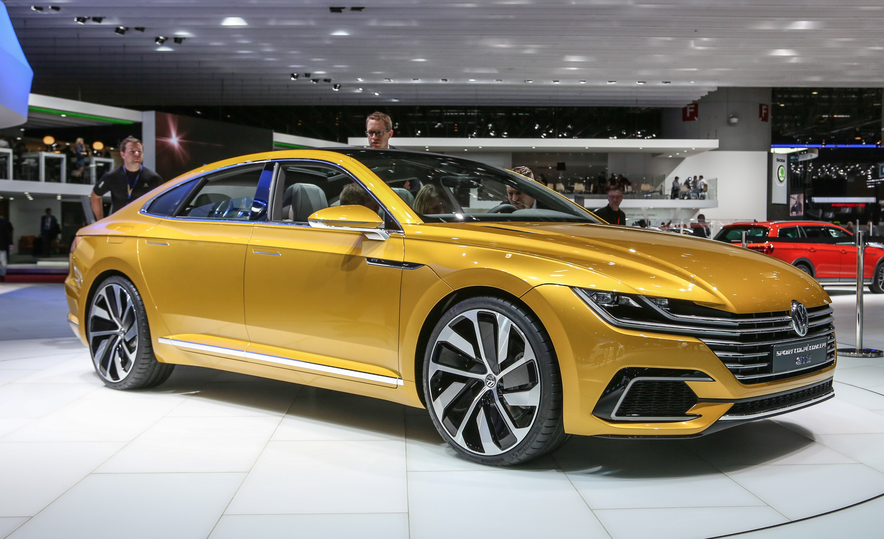 Everything You Need to See from Day One of the 2015 Geneva Auto Show - Slide 12
