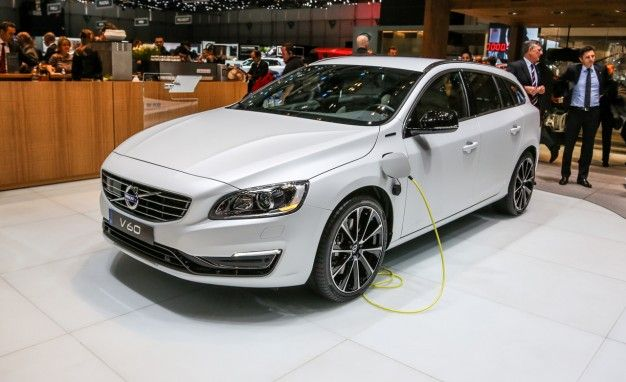 Volvo v60 gets another twin engine option in europe news car volvo v60 gets another twin engine option in europe news car and driver sciox Gallery