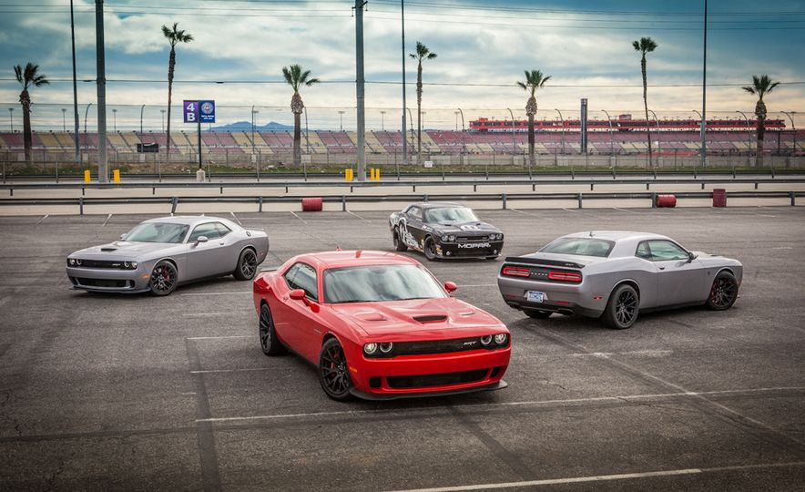 What's the Hellcat's True Potential? We Head to the Drag Strip with Various Tires to Find Out - Slide 2