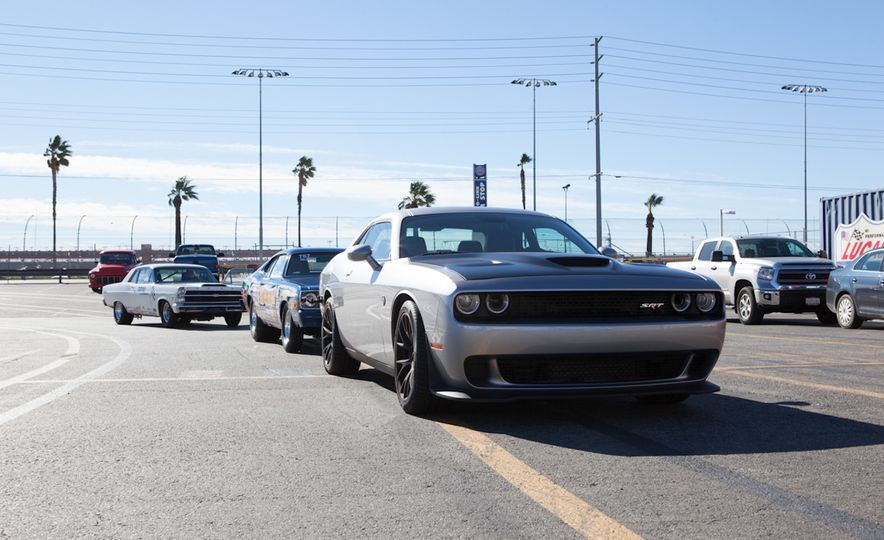 What's the Hellcat's True Potential? We Head to the Drag Strip with Various Tires to Find Out - Slide 3