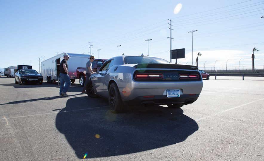 What's the Hellcat's True Potential? We Head to the Drag Strip with Various Tires to Find Out - Slide 12