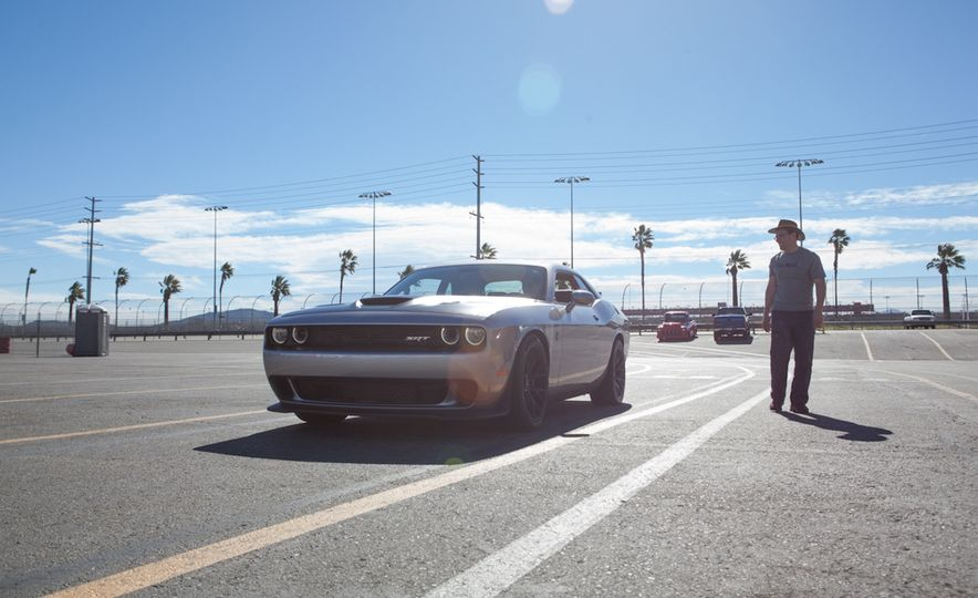 What's the Hellcat's True Potential? We Head to the Drag Strip with Various Tires to Find Out - Slide 13