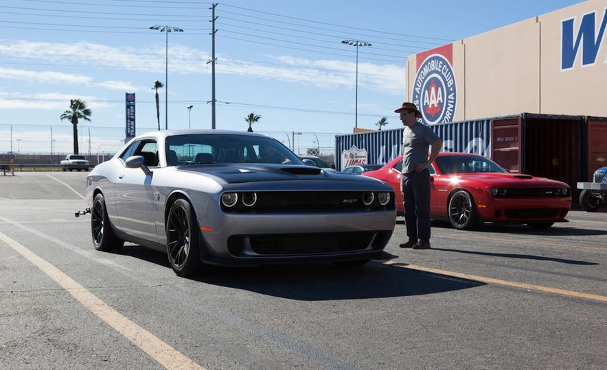 What's the Hellcat's True Potential? We Head to the Drag Strip with Various Tires to Find Out - Slide 14