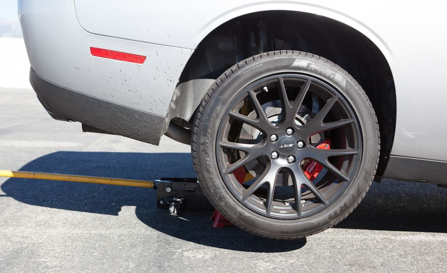 What's the Hellcat's True Potential? We Head to the Drag Strip with Various Tires to Find Out - Slide 25
