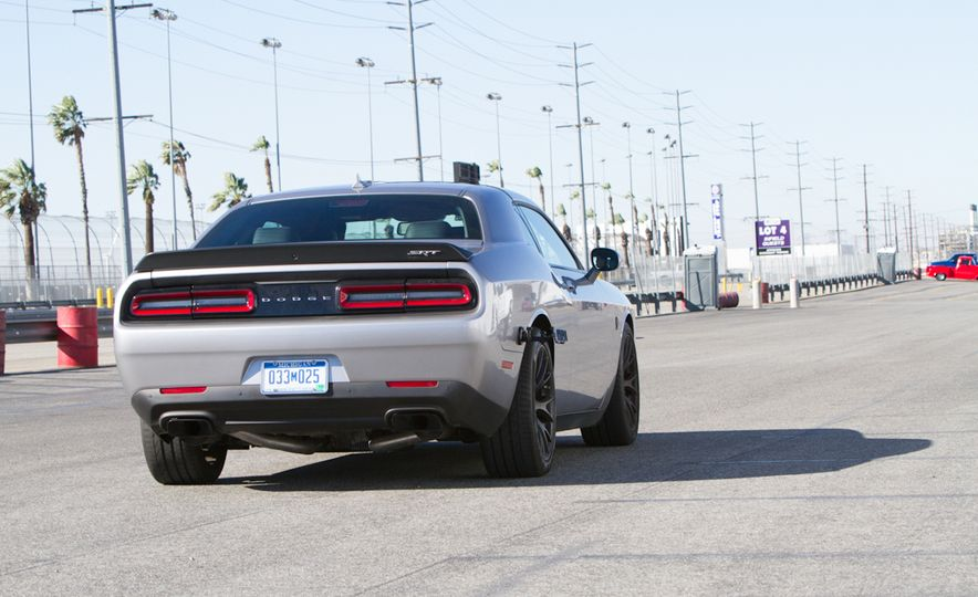 What's the Hellcat's True Potential? We Head to the Drag Strip with Various Tires to Find Out - Slide 26
