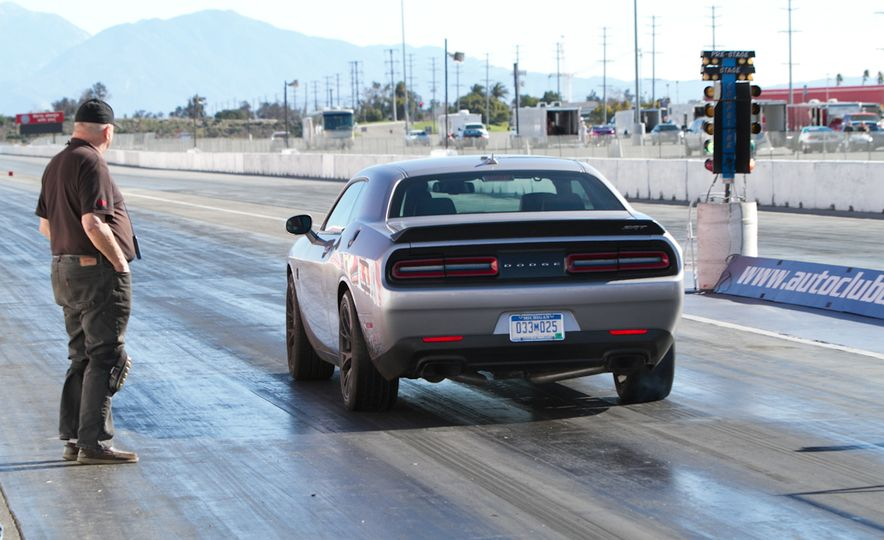 What's the Hellcat's True Potential? We Head to the Drag Strip with Various Tires to Find Out - Slide 28