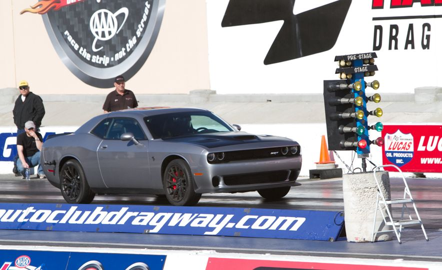 What's the Hellcat's True Potential? We Head to the Drag Strip with Various Tires to Find Out - Slide 29