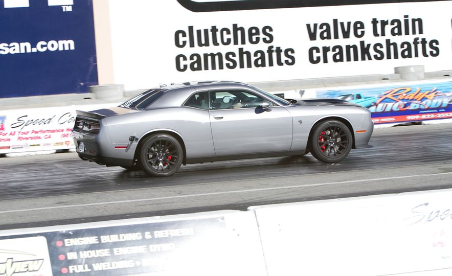What's the Hellcat's True Potential? We Head to the Drag Strip with Various Tires to Find Out - Slide 30