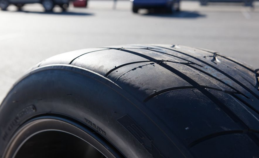 What's the Hellcat's True Potential? We Head to the Drag Strip with Various Tires to Find Out - Slide 33