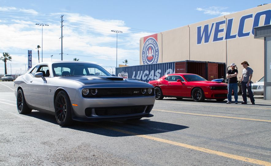 What's the Hellcat's True Potential? We Head to the Drag Strip with Various Tires to Find Out - Slide 39