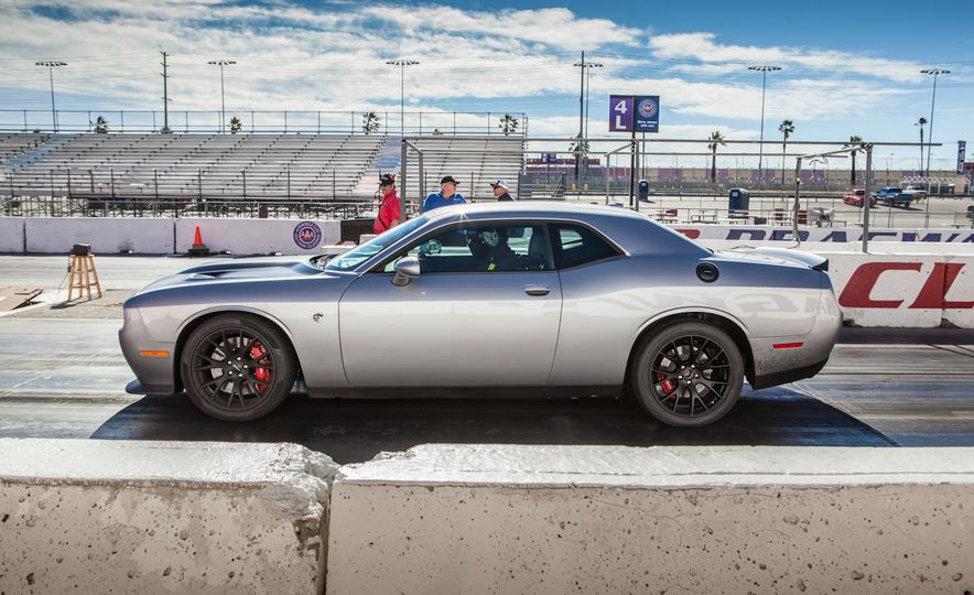 What's the Hellcat's True Potential? We Head to the Drag Strip with Various Tires to Find Out - Slide 40