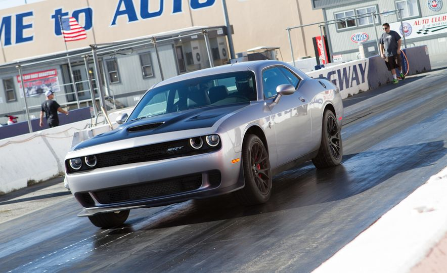 What's the Hellcat's True Potential? We Head to the Drag Strip with Various Tires to Find Out - Slide 41