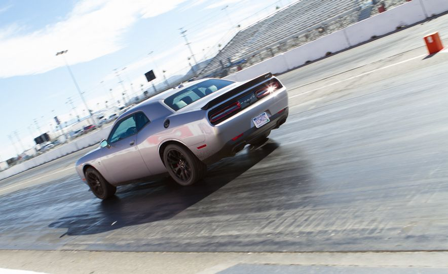 What's the Hellcat's True Potential? We Head to the Drag Strip with Various Tires to Find Out - Slide 42