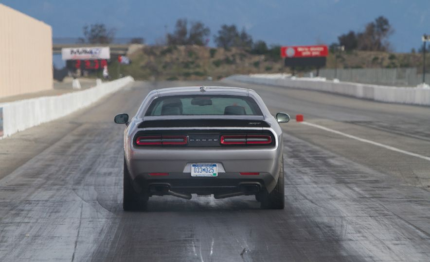 What's the Hellcat's True Potential? We Head to the Drag Strip with Various Tires to Find Out - Slide 43