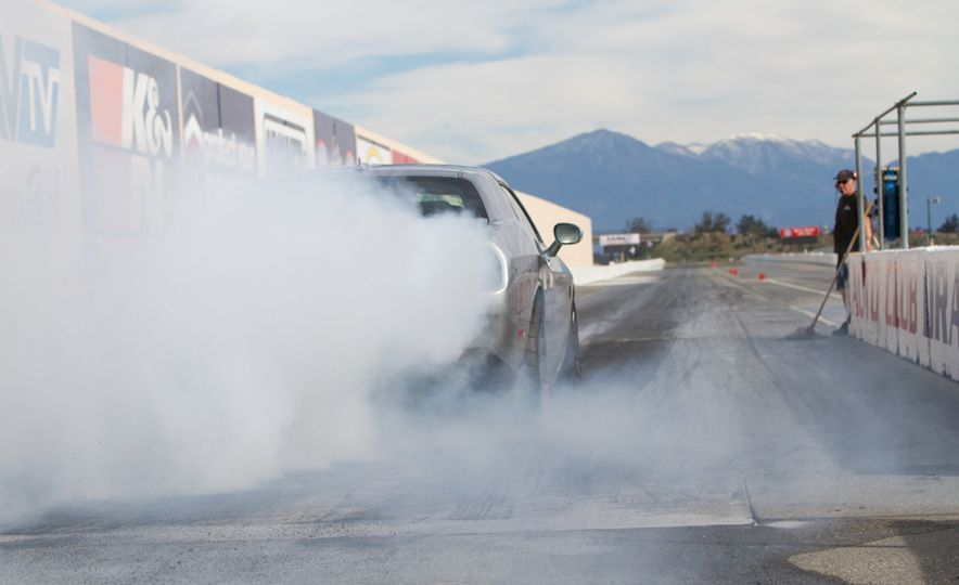 What's the Hellcat's True Potential? We Head to the Drag Strip with Various Tires to Find Out - Slide 44