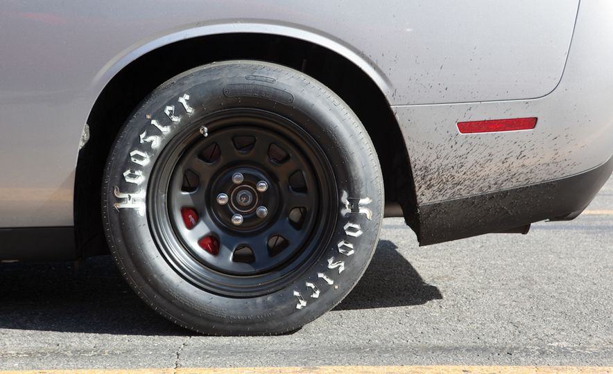 What's the Hellcat's True Potential? We Head to the Drag Strip with Various Tires to Find Out - Slide 55