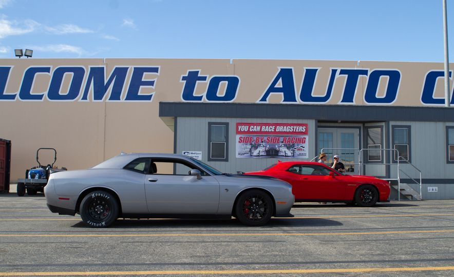 What's the Hellcat's True Potential? We Head to the Drag Strip with Various Tires to Find Out - Slide 58