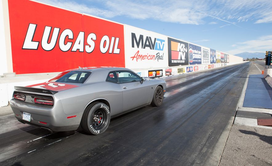 What's the Hellcat's True Potential? We Head to the Drag Strip with Various Tires to Find Out - Slide 59