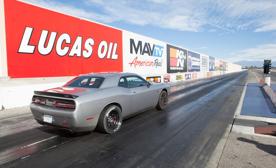 What's the Hellcat's True Potential? We Head to the Drag Strip with Various Tires to Find Out - Slide 60