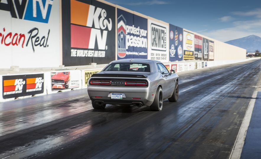 What's the Hellcat's True Potential? We Head to the Drag Strip with Various Tires to Find Out - Slide 61
