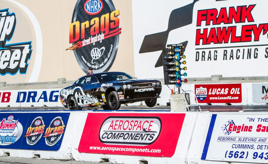 What's the Hellcat's True Potential? We Head to the Drag Strip with Various Tires to Find Out - Slide 63