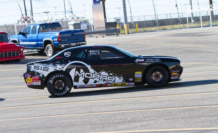 What's the Hellcat's True Potential? We Head to the Drag Strip with Various Tires to Find Out - Slide 64