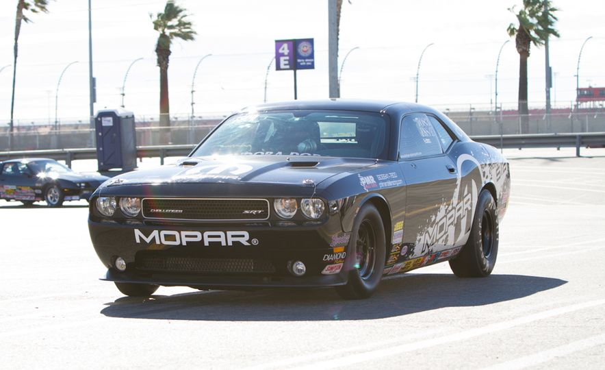 What's the Hellcat's True Potential? We Head to the Drag Strip with Various Tires to Find Out - Slide 65