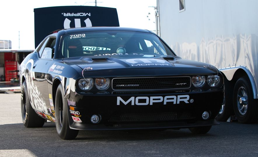 What's the Hellcat's True Potential? We Head to the Drag Strip with Various Tires to Find Out - Slide 66
