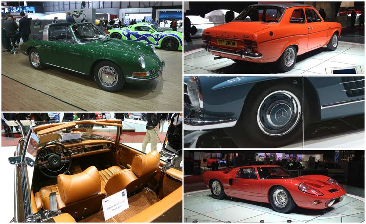 11 Gorgeous Classic Rides We Found at the 2015 Geneva Auto Show