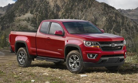 2015 Chevrolet Colorado Z71 Trail Boss: Promoted from Middle Management